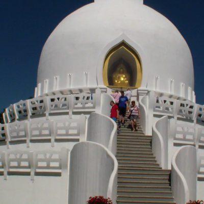 Zalaszántó, Buddhista sztúpa